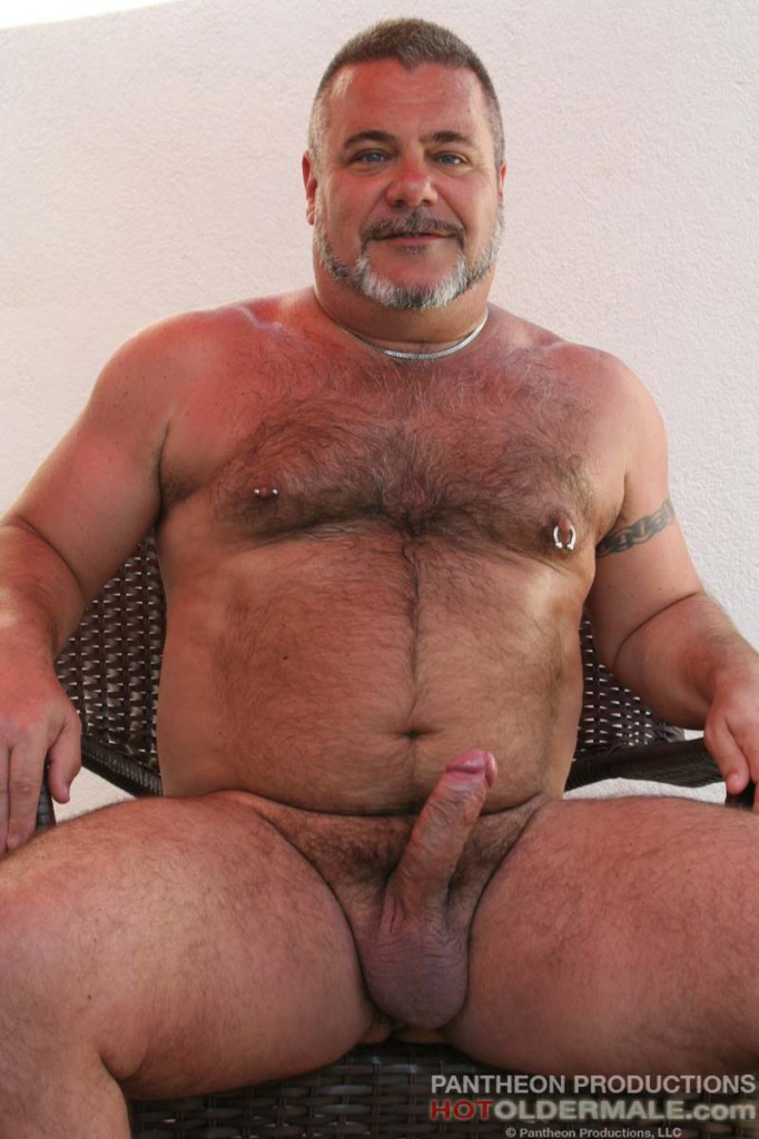 Alik Zanders And Oceanbear Fuck At Hot Older Male - Gaydemon-4274