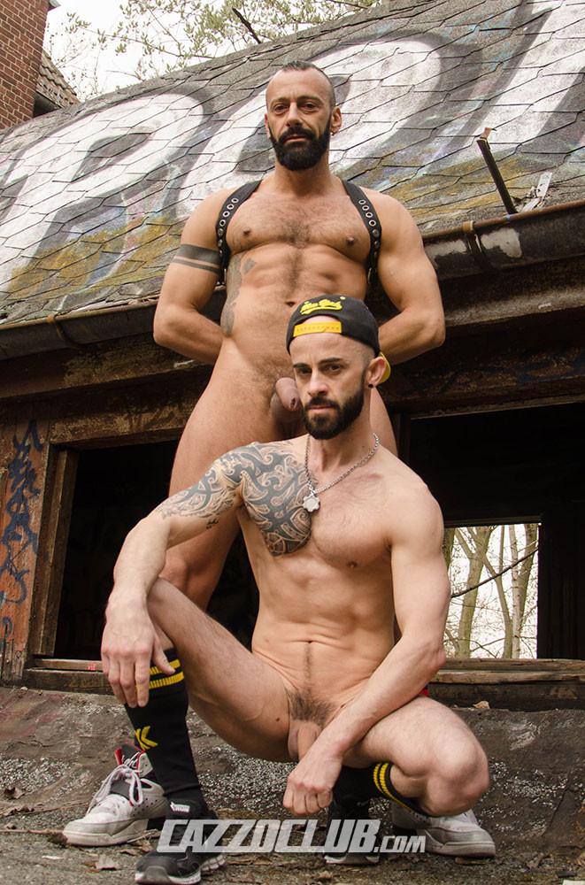 Nude Asian Men