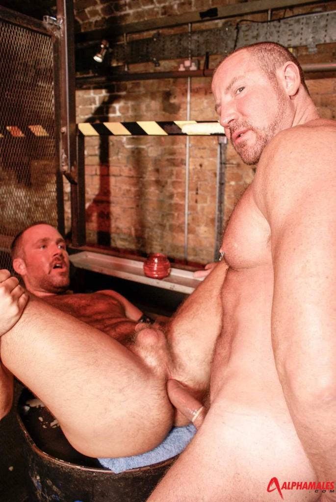 Trojan Rock And Dane Hyde At Alpha Males - Gaydemon-3046