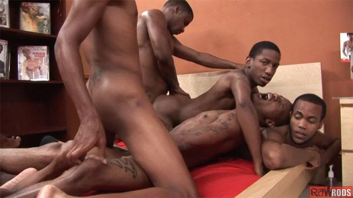 Raw rods gay