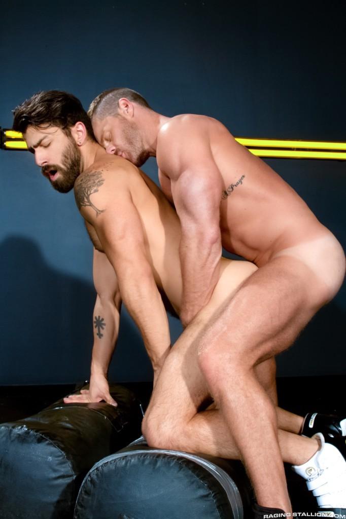 Landon Conrad And Adam Ramzi Flip Flop - Gaydemon-4644