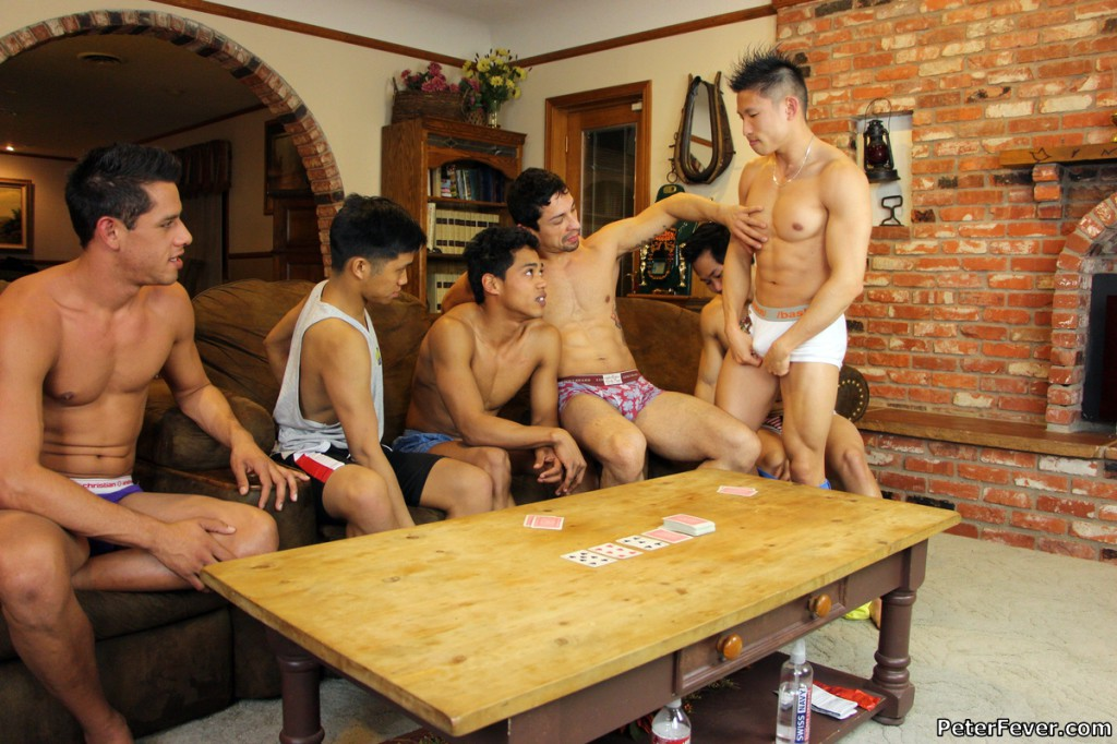 Gay porn asian guys