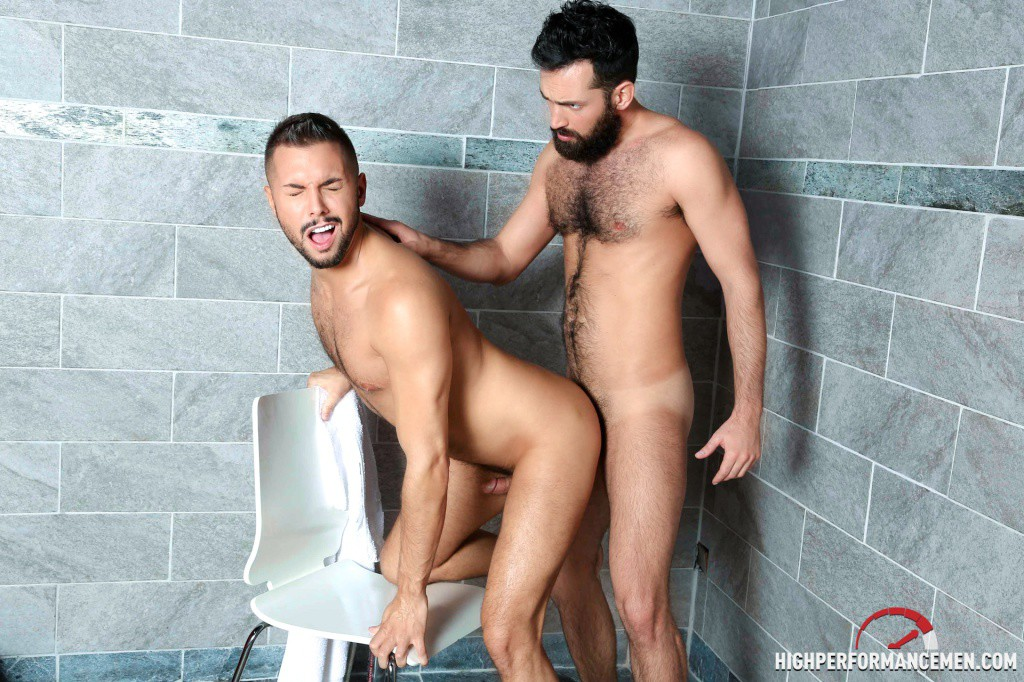 Rodolfo recommend best of shower muscle gay sex man
