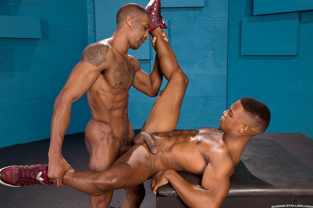 Black man white boy porn-5007