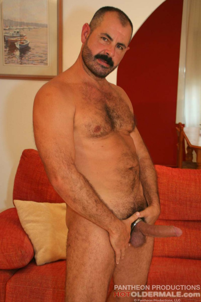 Mature Hairy Men Nude