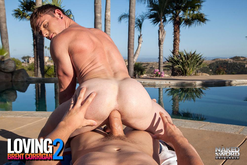 Bondage gay naked sword photo