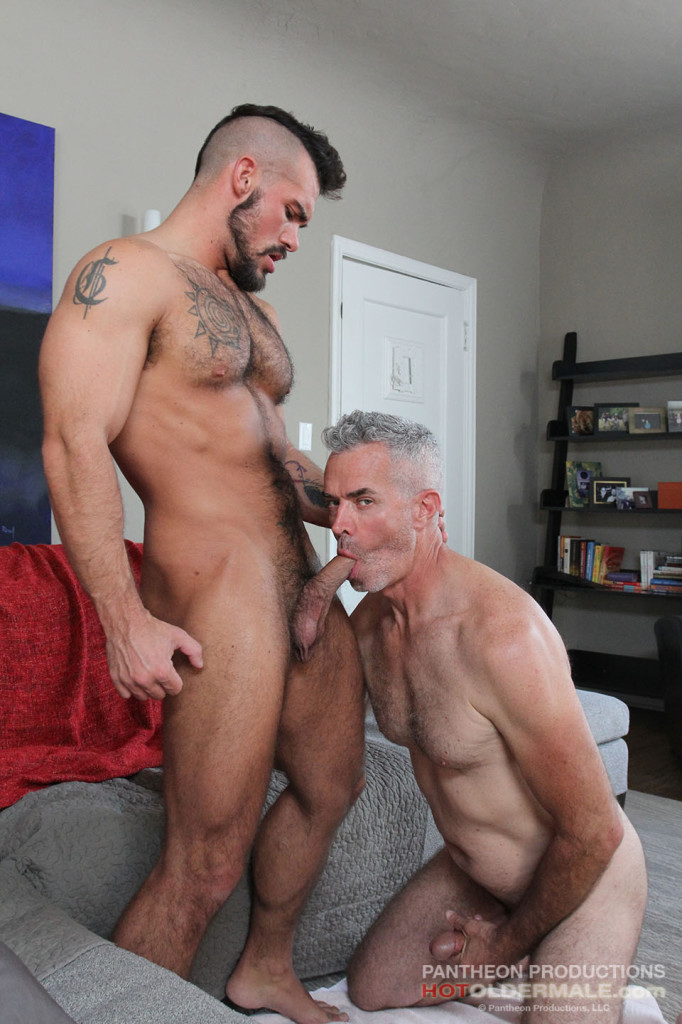 Derek Anthony And Aarin Asker At Hot Older Male - Gaydemon-9289
