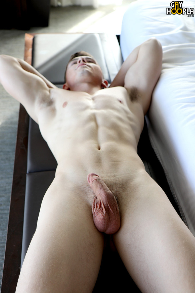 2 hunks share a hot blonde outdoors 1