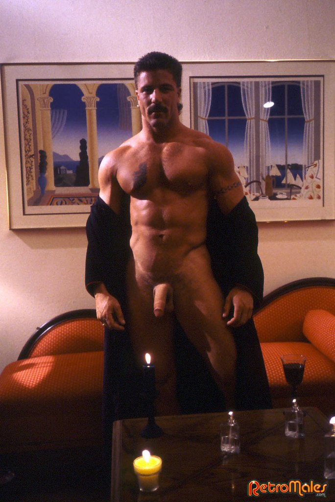 Danny Sommers And Donny Russo At Retro Males - Gaydemon-5398