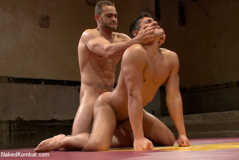 Brock Avery Vs Seth Santoro At Naked Kombat - Gaydemon-8832