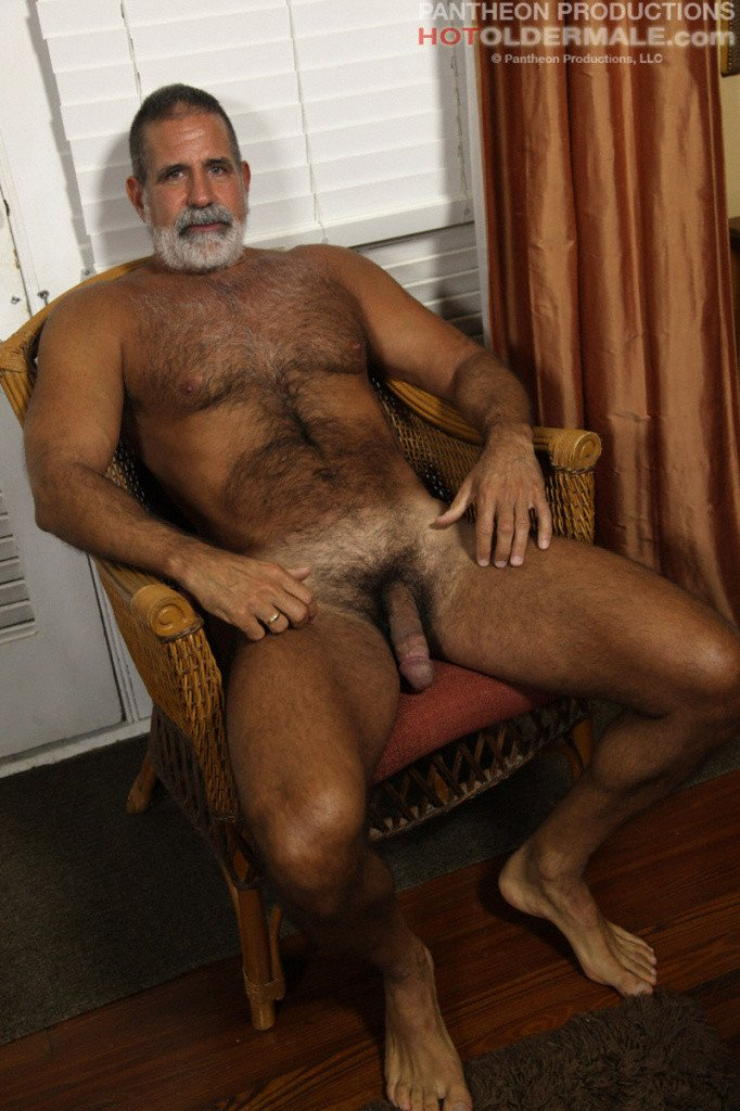 Hairy Daddy Zak Powers - Gaydemon-8597