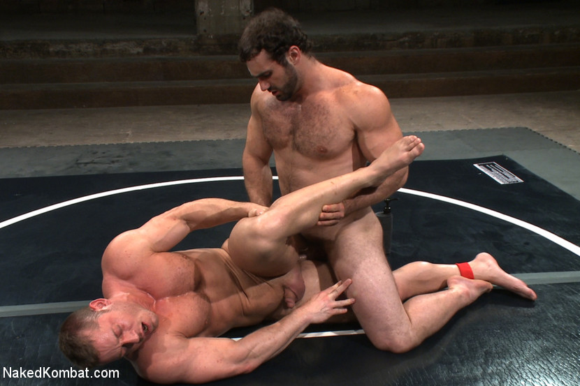 Jaxton Wheeler And Joey Carter At Naked Kombat - Gaydemon-6179