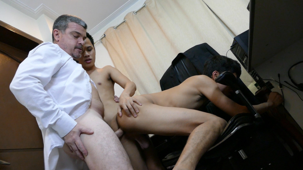 Mexican blow job mike based jesus da039vinci - 3 part 3