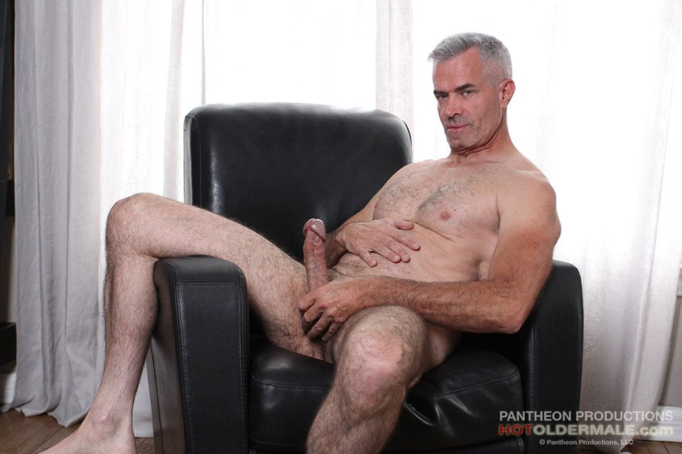 Derek Anthony At Hot Older Male - Gaydemon-8689