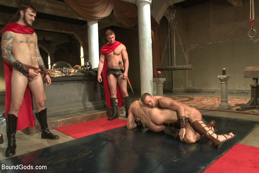 gay and slave scenes