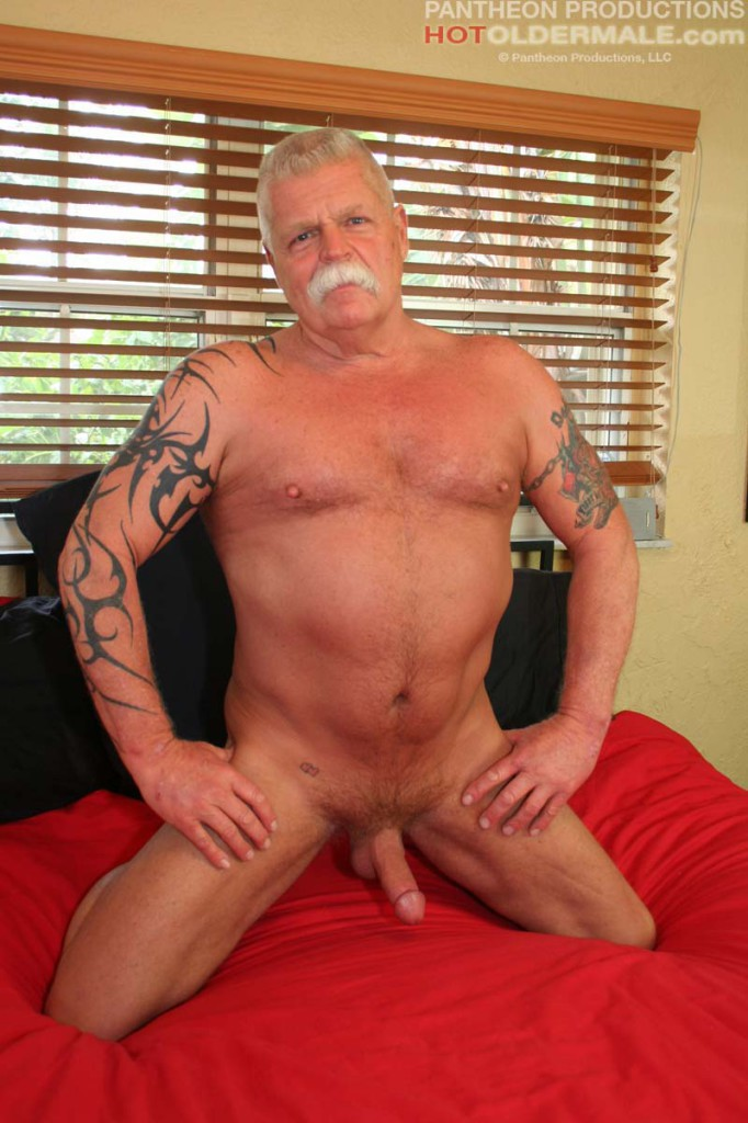 Daddy Ric At Hot Older Male - Gaydemon-8646