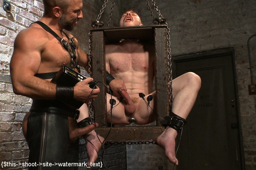 domination Gay leather