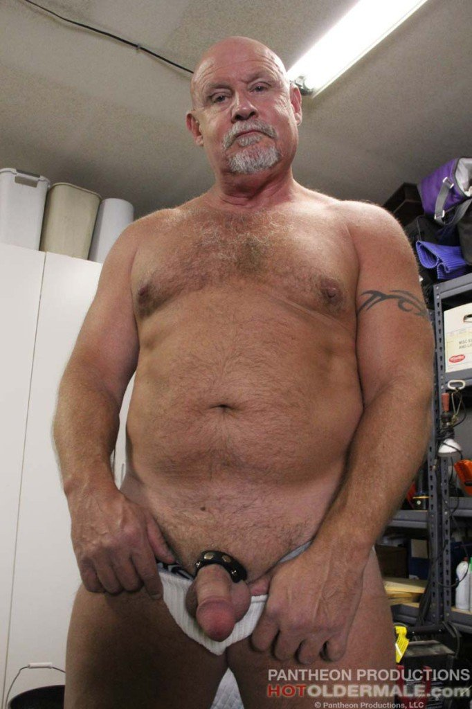 Gay man mature naked picture