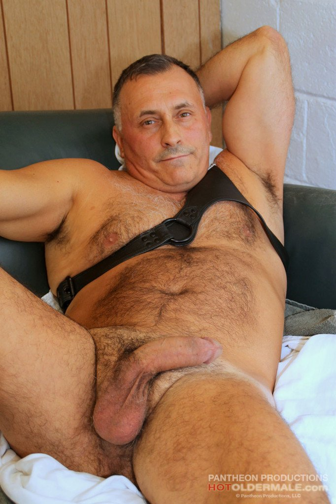 Gay porn videos hot older male
