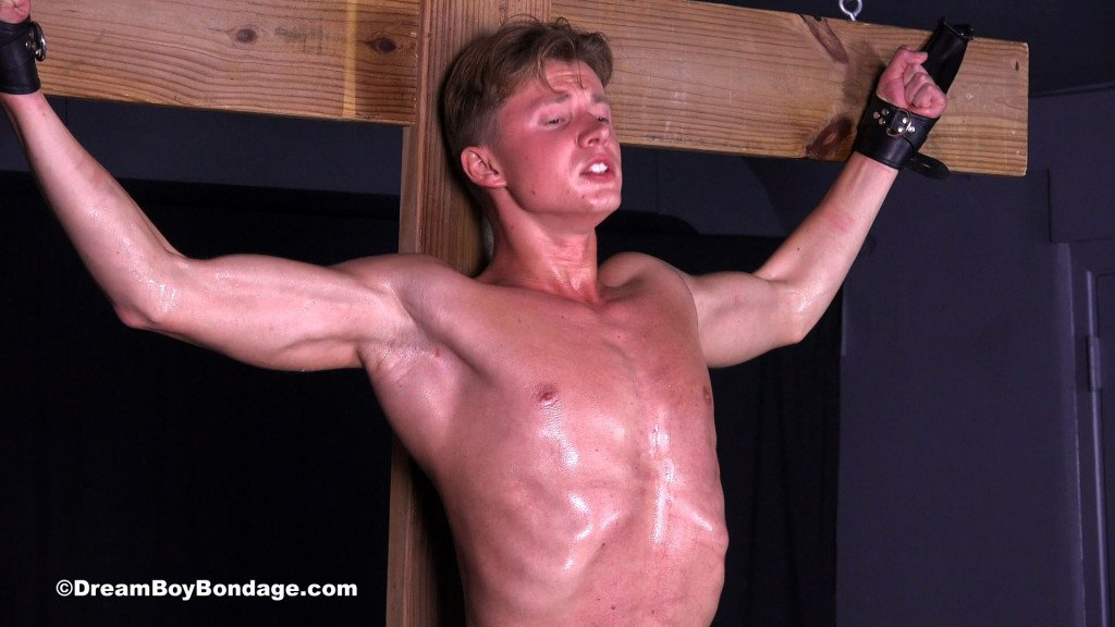 Dreamboy bondage blog beauty