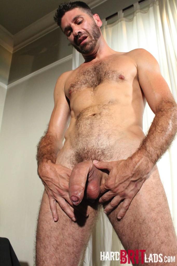 Hairy gay uncut men gallery