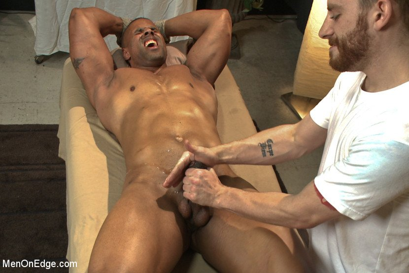 Straight males getting massages hot dad gay 4