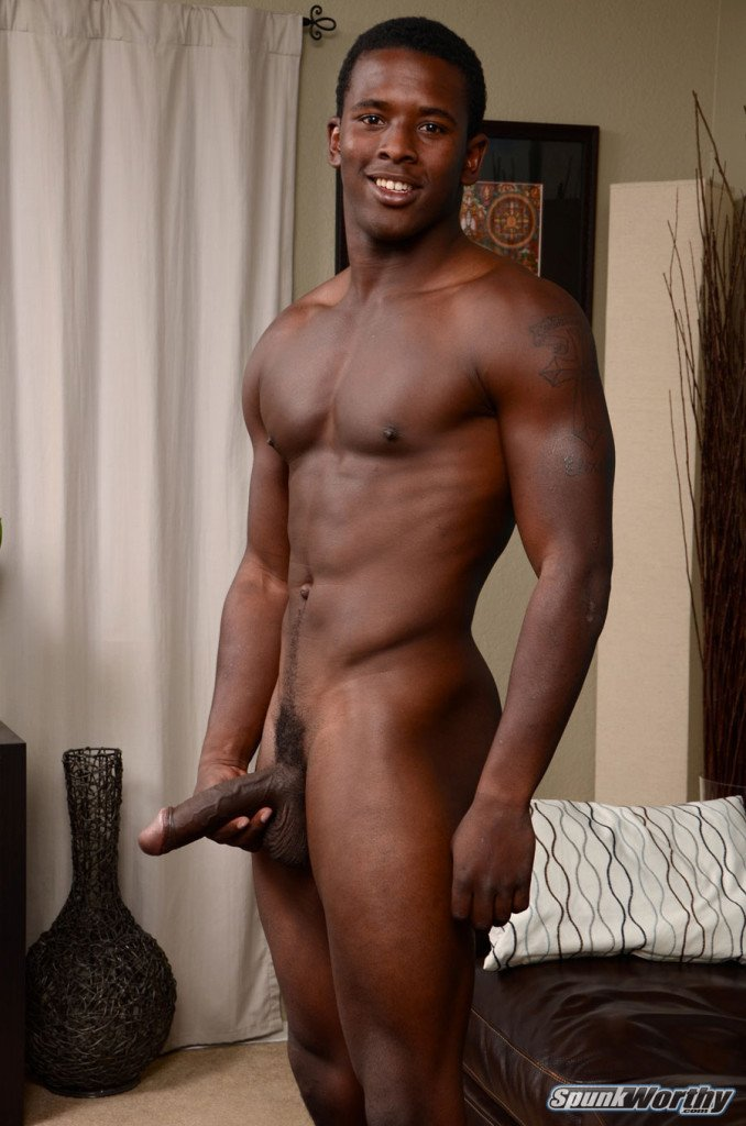 black football stars nude