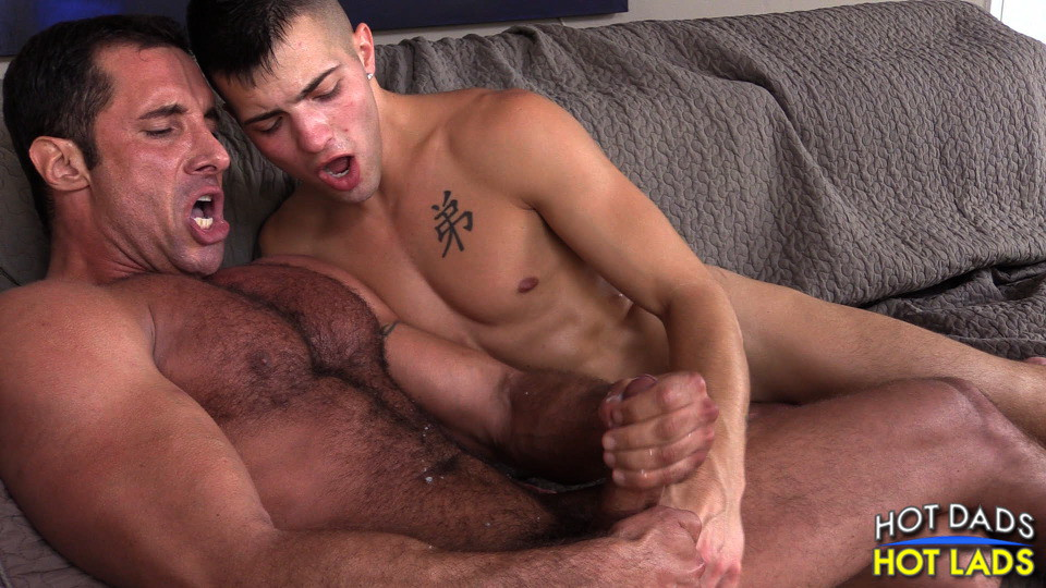 Massive black cock fucks virgin gay twinks