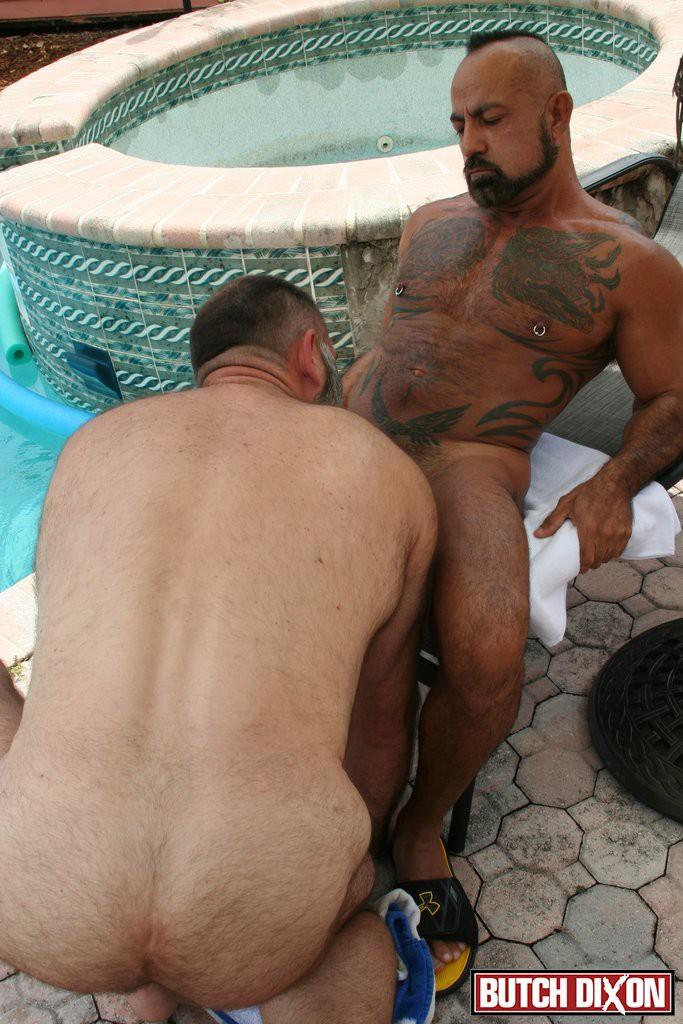 Bo Dixon Gay Porn