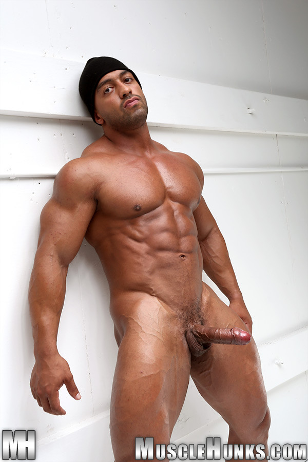 They Call Him Titan At Muscle Hunks - Gaydemon-5914