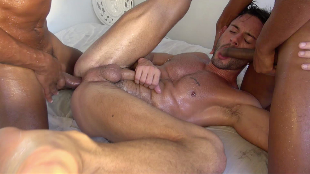 Brazilski dvojčka in Andy Star Na Raw Fuck Club - Gaydemon-2352
