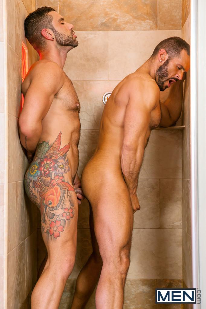 Letterio And Denis Vega At Gods Of Men - Gaydemon-2217