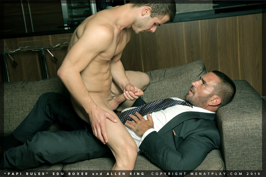Fucked By His Best Friends Hunky Dad - Gaydemon-5694