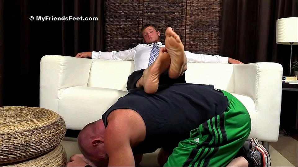 Male feet slave gay thug boy bentley is all 8