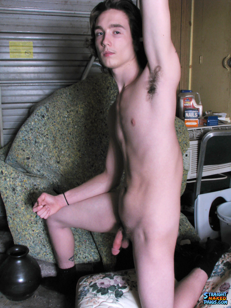 Sean Johansen At Straight Naked Thugs - Gaydemon-5447