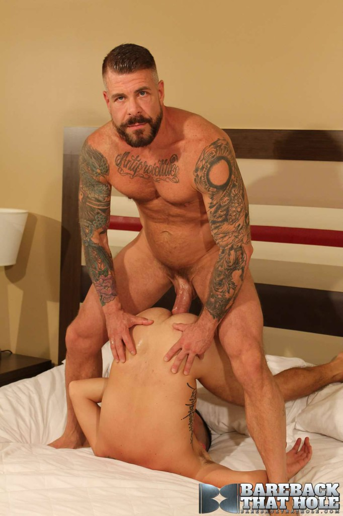Rocco Steele And Parker Kane At Bareback That Hole - Gaydemon-3854