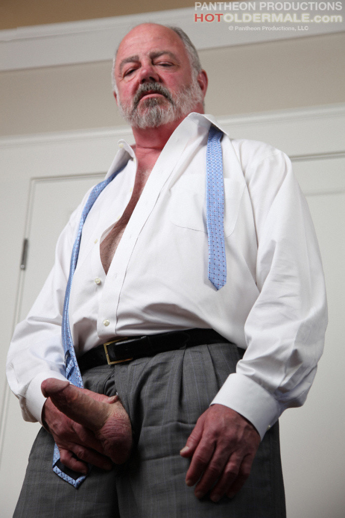 silver daddy dirty dick gay tumblr