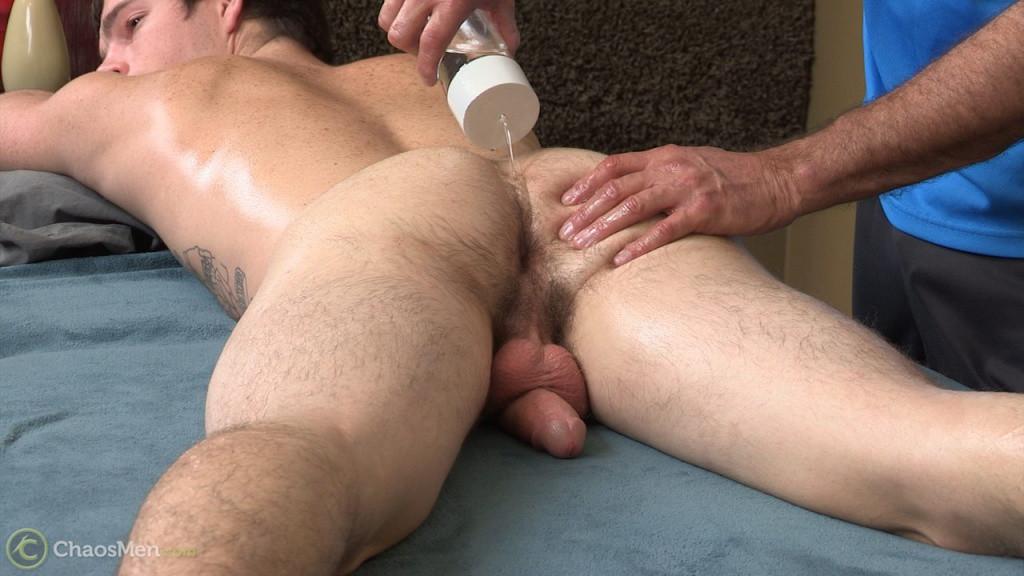 Straight Group Massage