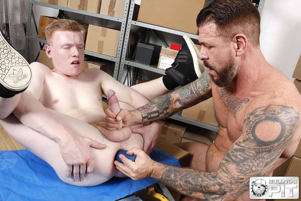 Porno gay Rocco Steele