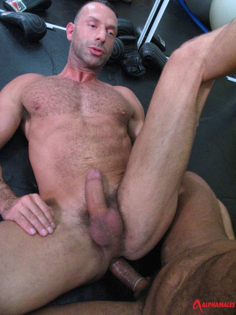 free gay video strong muscle jism