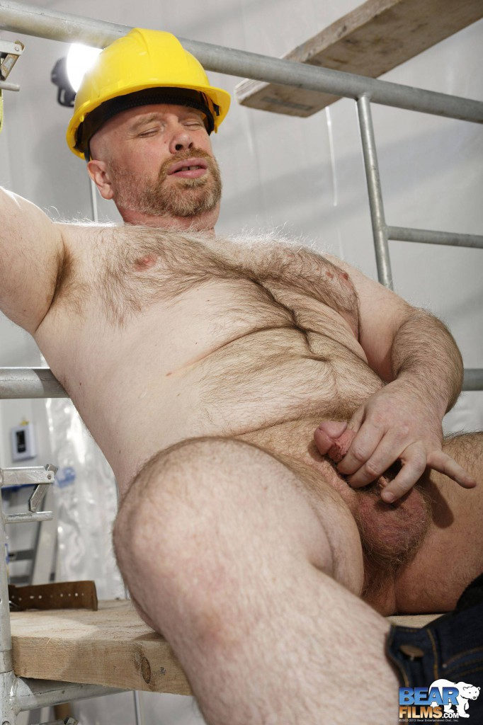 Steve Brody At Bear Films - Gaydemon-2398