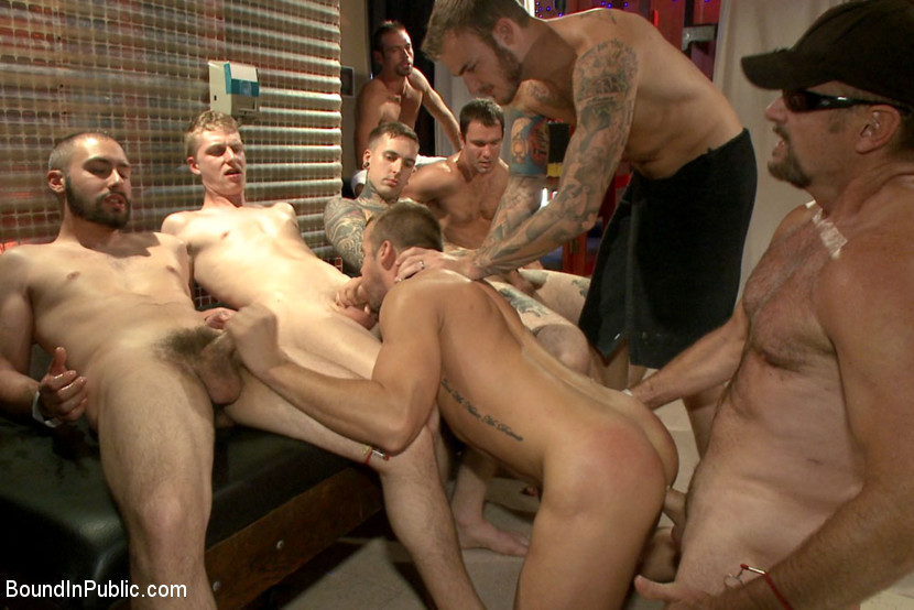 Eros Sex Club In San Francisco - Gaydemon-2743