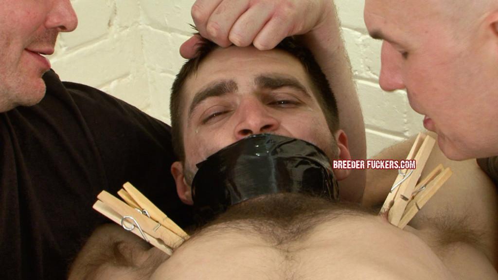 gay bondage rimming