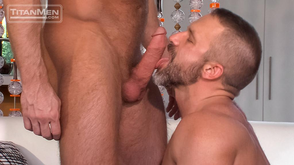 Hunter Marx With Dirk Caber At Titan Men - Gaydemon-8544