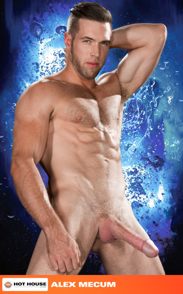 Josh Conners  Alex Mecum At Hot House - Gaydemon-3313