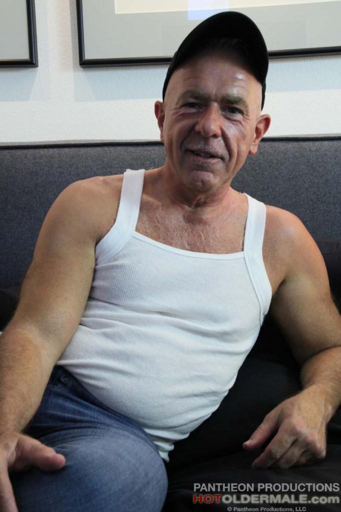 daddy rex silver at hot older male gaydemon