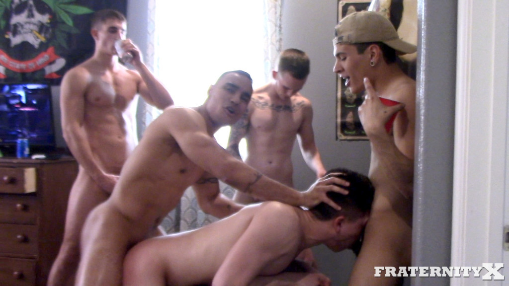 Fraternityx free videos
