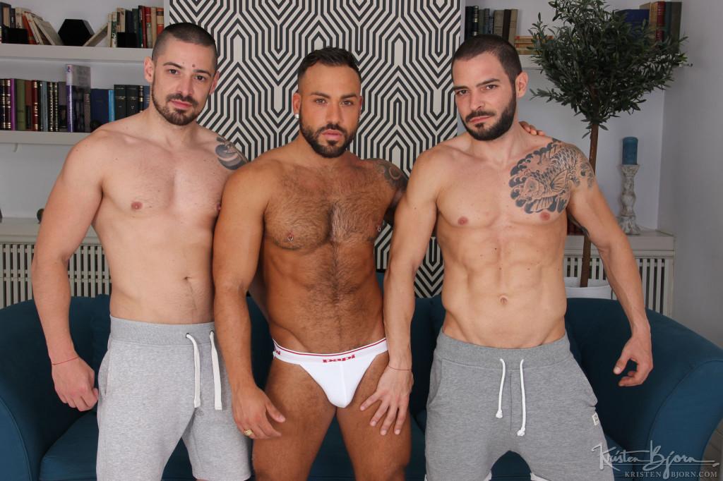 Resultado de imagem para SERGI LOPEZ, CODY BANX, KARL LION porn