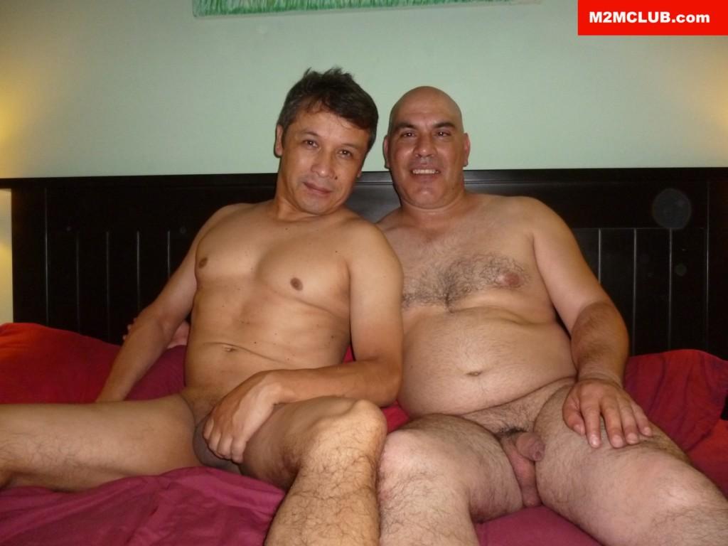 Pitu And Mikky At M2M Club - Gaydemon-4568