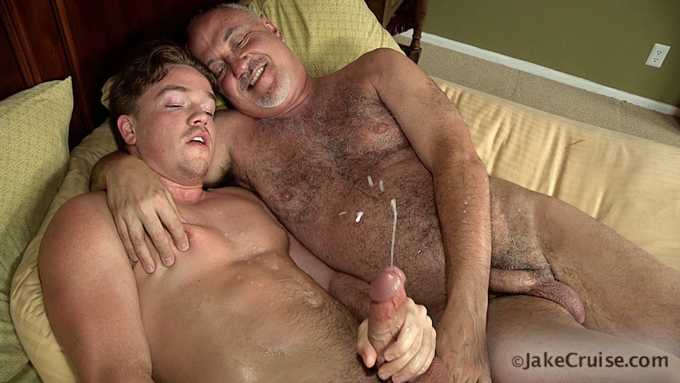 2 more bisexual guys and a babe and a strap on 4